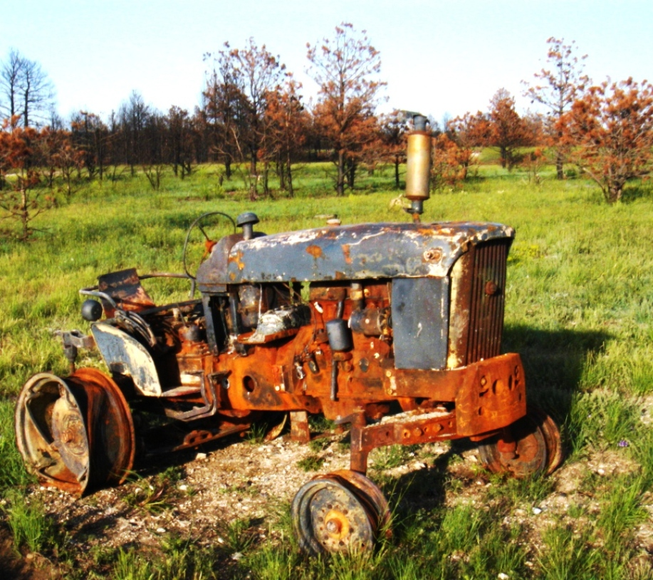 2007-05-26 - The Tractor.JPG