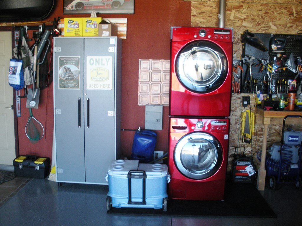 2010-09-12 - New Montana Seiver Ranch Washer and Dryer.JPG