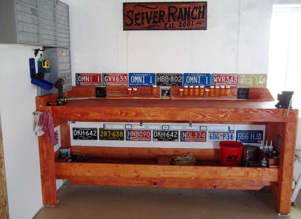 2012-07-03 - Dave's Hand-built Bench in SR1 Shop.JPG