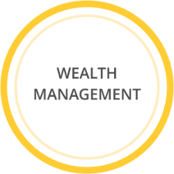 Wealth management, portfolio management, Interest rate alerts, Stock market alerts.
