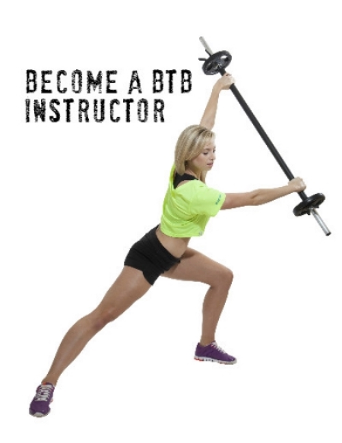 Become a BTB Exercise Instructor