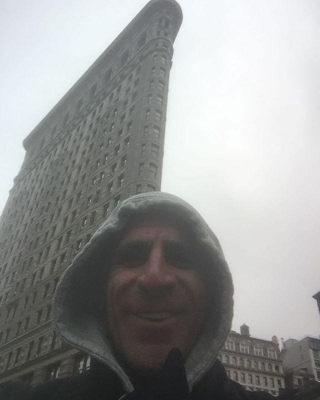 Grey Rainy NY Sunday YAY!