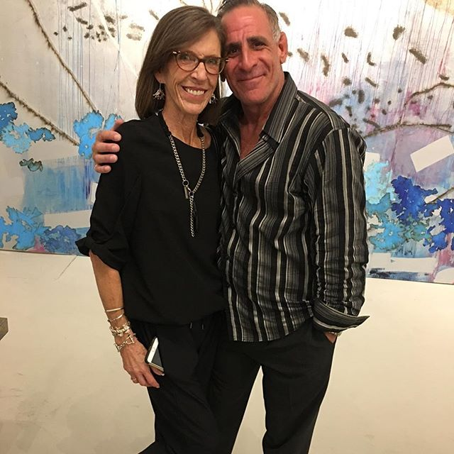 Fritz Gallery Opening with Didi Woods.  Palm Beach