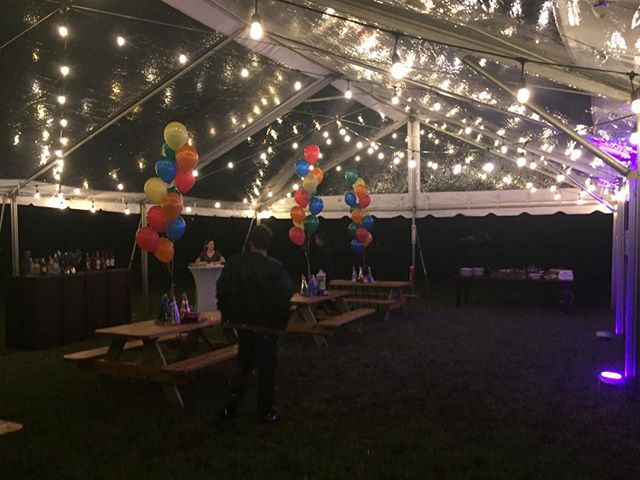 Great Night for a 21st Birthday Bash  by DN Concepts