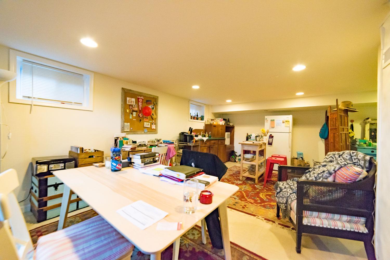 The Hillside Apartment Living Room