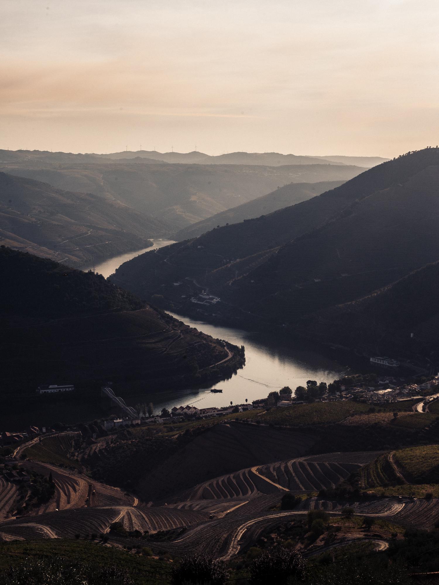 Portugal's Douro valley wine region for EasyJet Traveller.