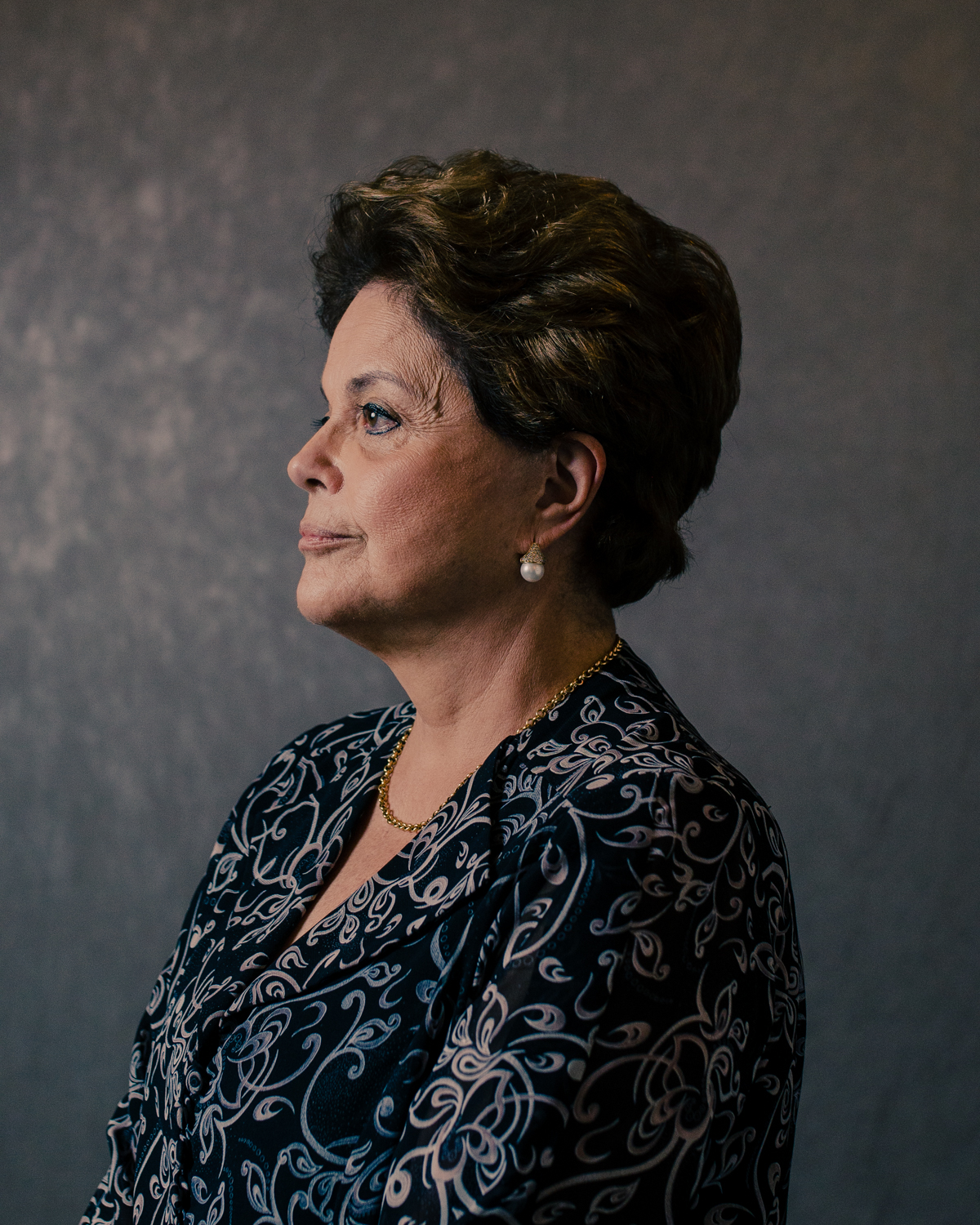 Ex-Brazilian president Dilma Rousseff, who was impeached in August 2016 on charges of criminal administrative conduct. Photographed for Monocle.