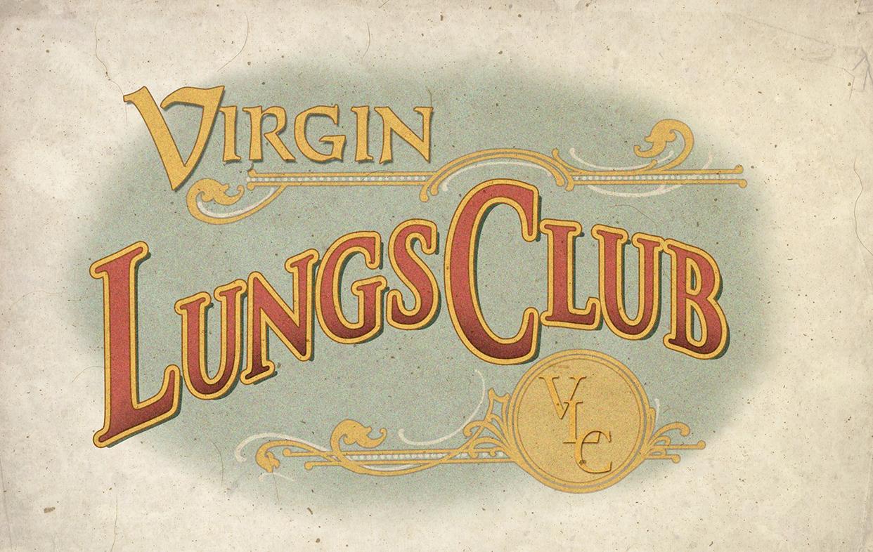 Cigar Club Logo Beverly Hills