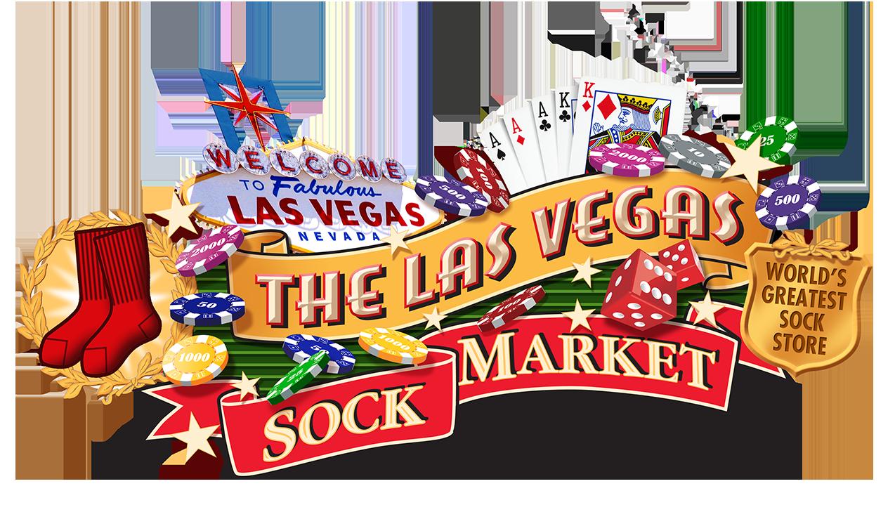 The Las Vegas Sock Market logo