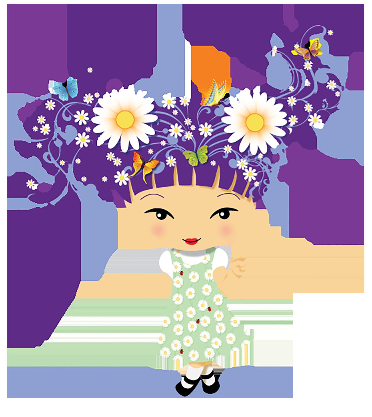 Blossom Garden Doll - Daisy