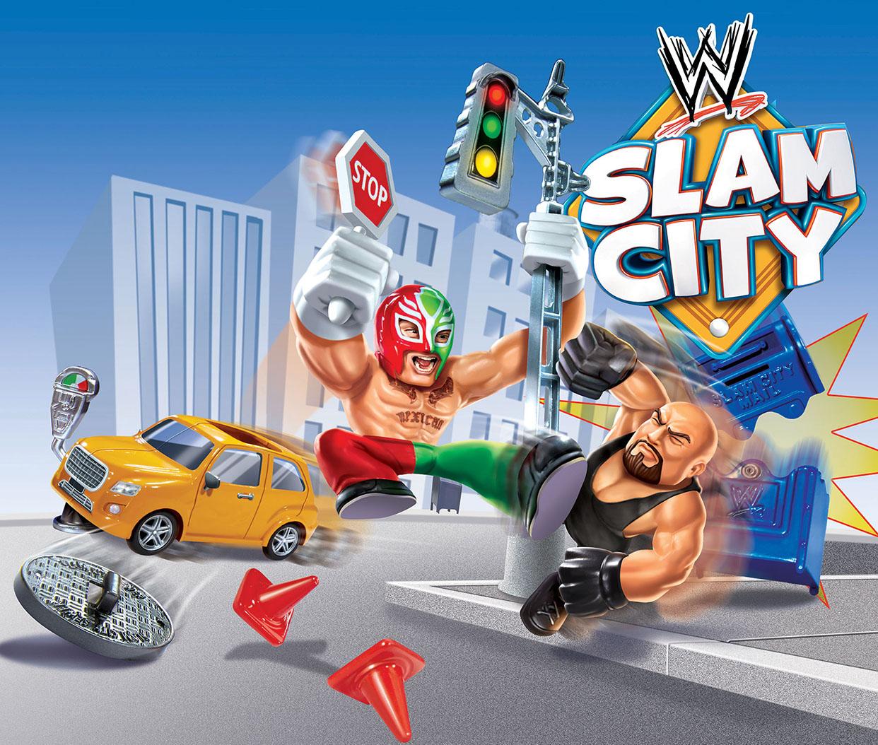WWE Battle Blvd