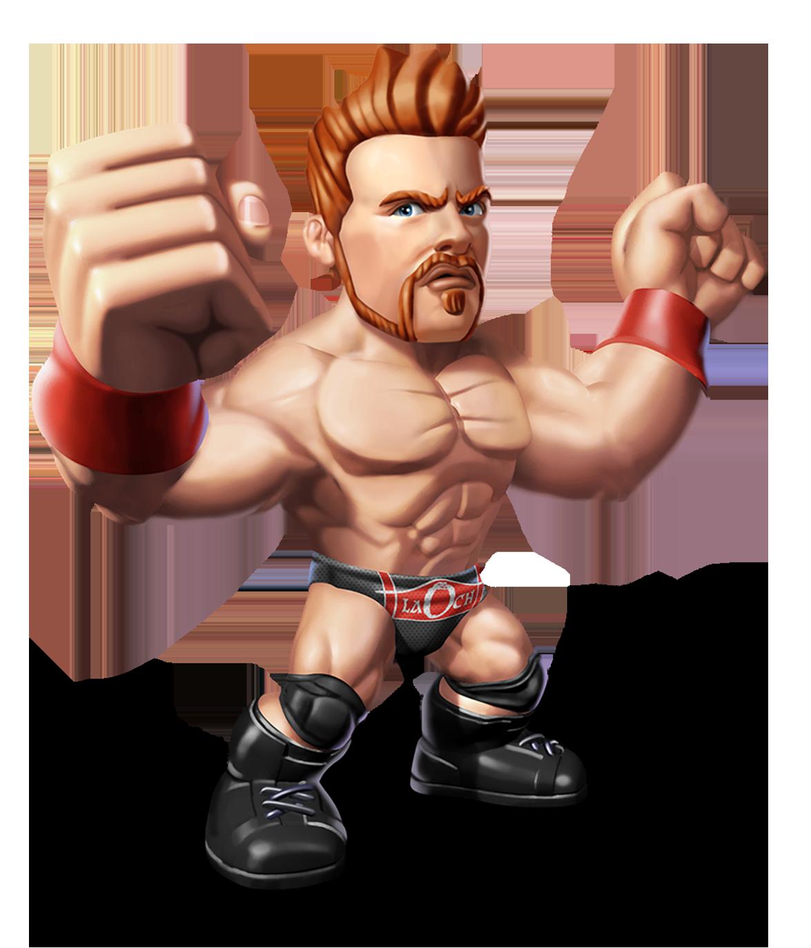 WWE - Sheamus