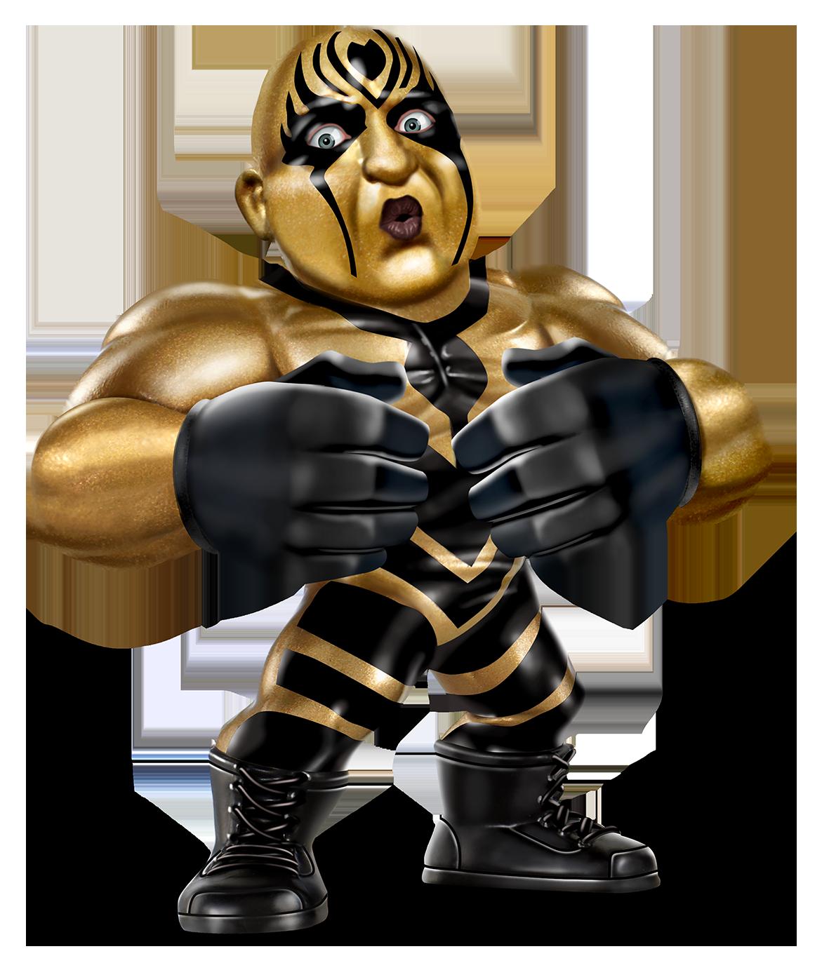 WWE - Goldust