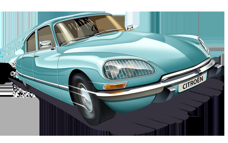 Hotwheels - 1968 Citroen DS