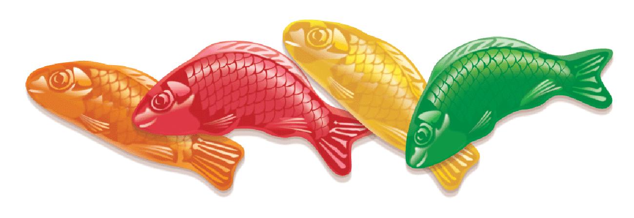 Jelly Belly - Swedish Fish