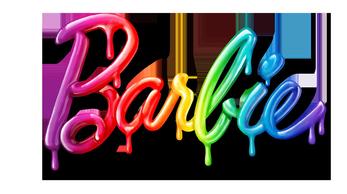 Drippy Barbie logo