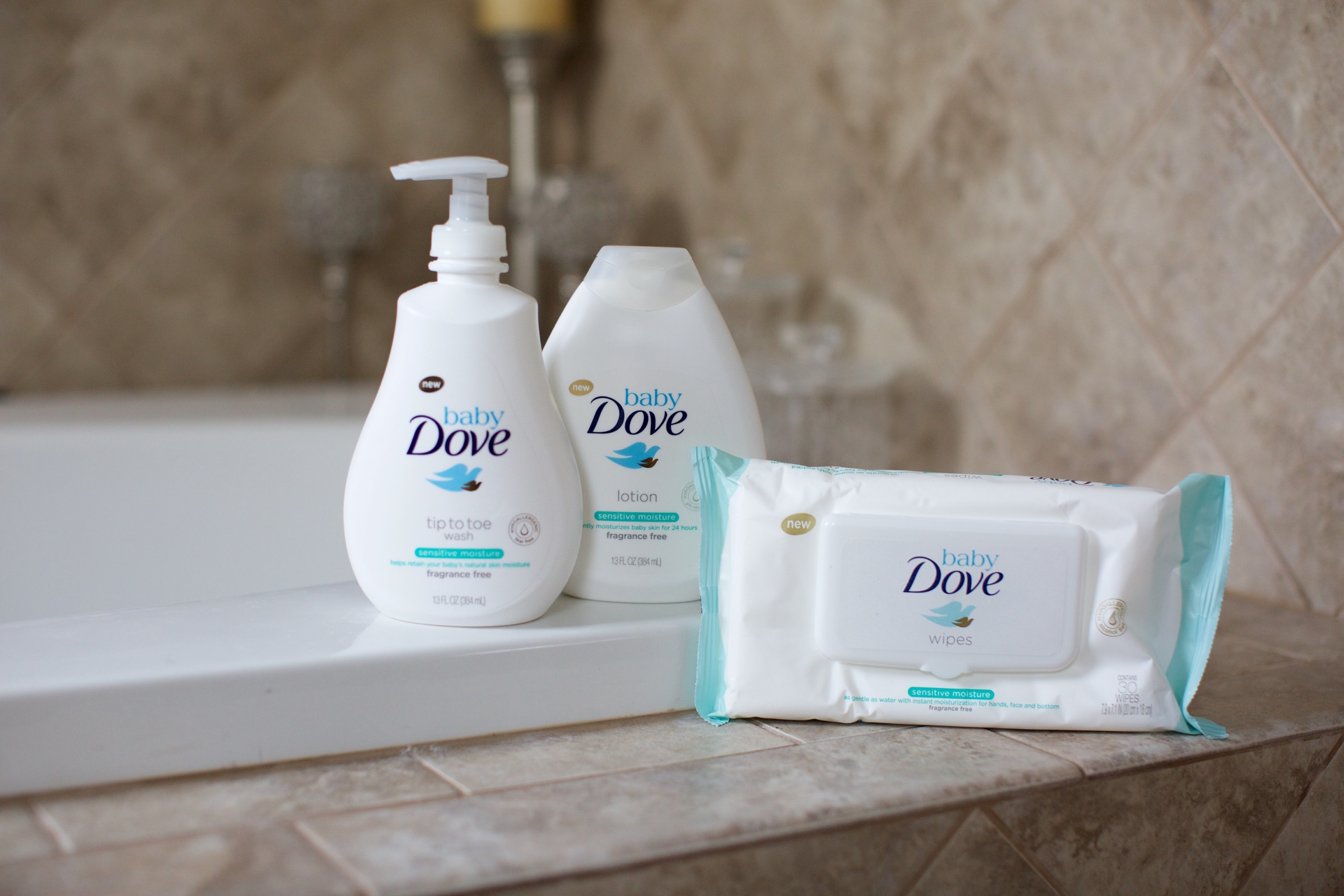 The New Baby Dove Collection Liiraven