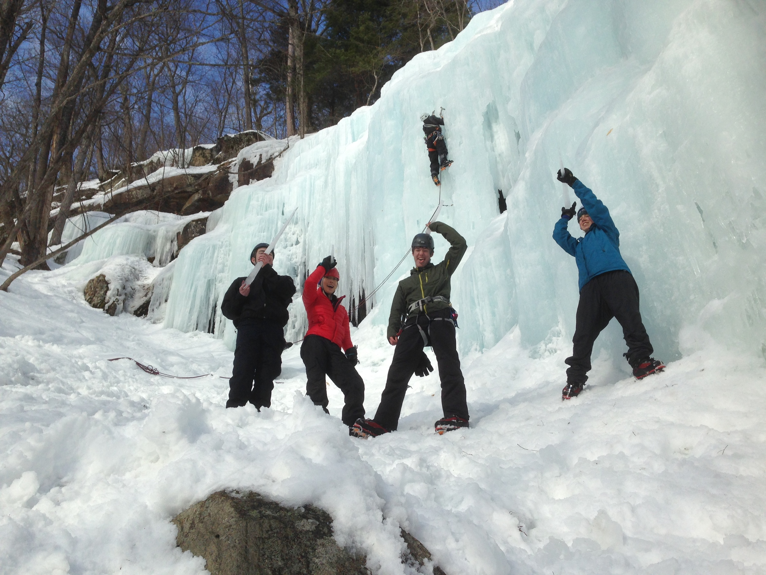 Yale Mountaineering Club (NH)