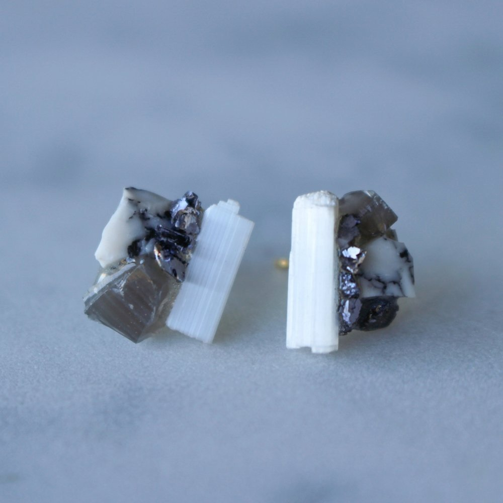 Dear Survivor Greyscale Cluster Earrings.jpeg