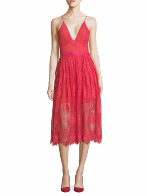 Red dress- Free People.png