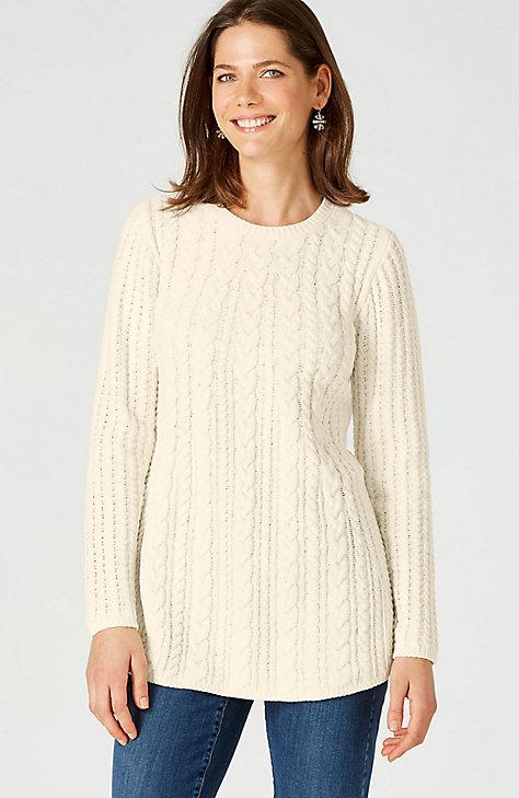 JJill Chenille Sweater.jpeg