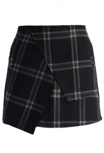Chic WIsh Plaid Skirt.jpg