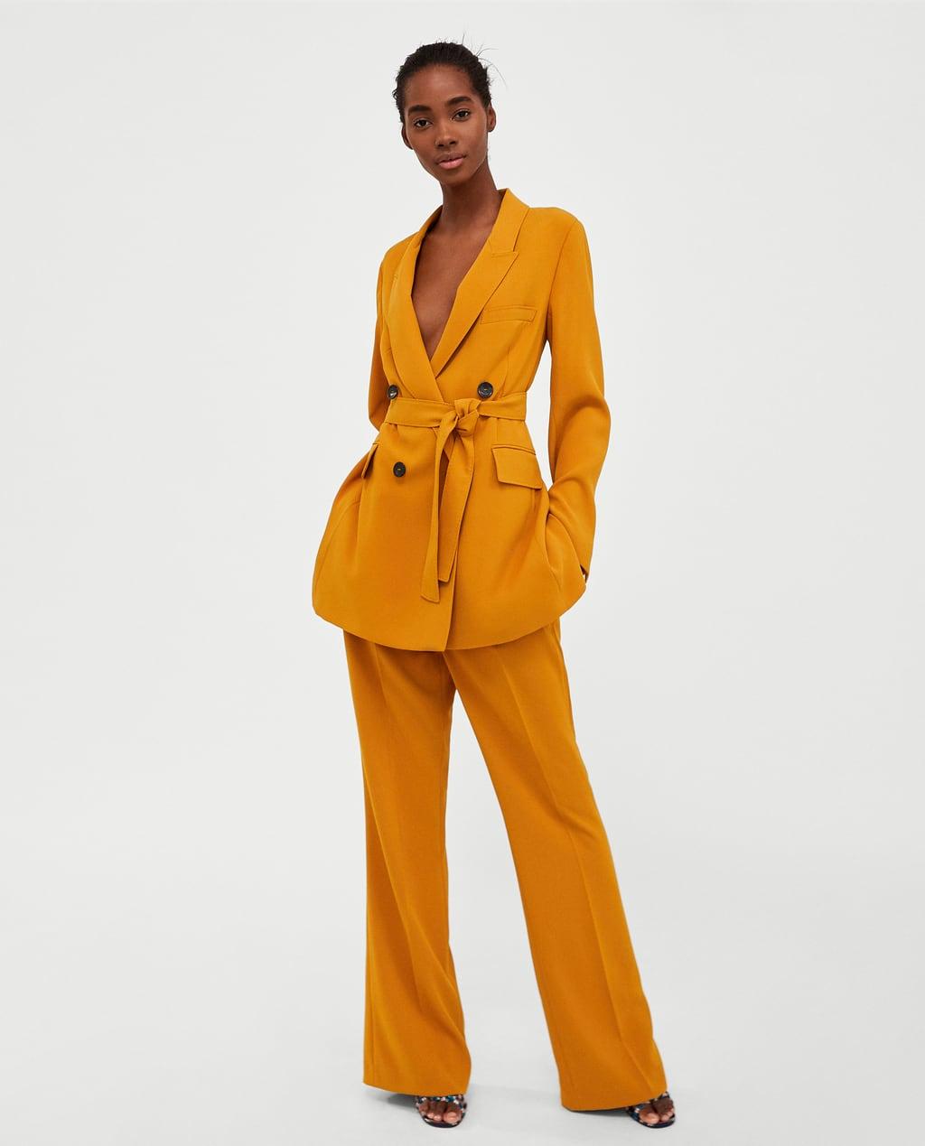Zara Long Blazer with Belt.jpg