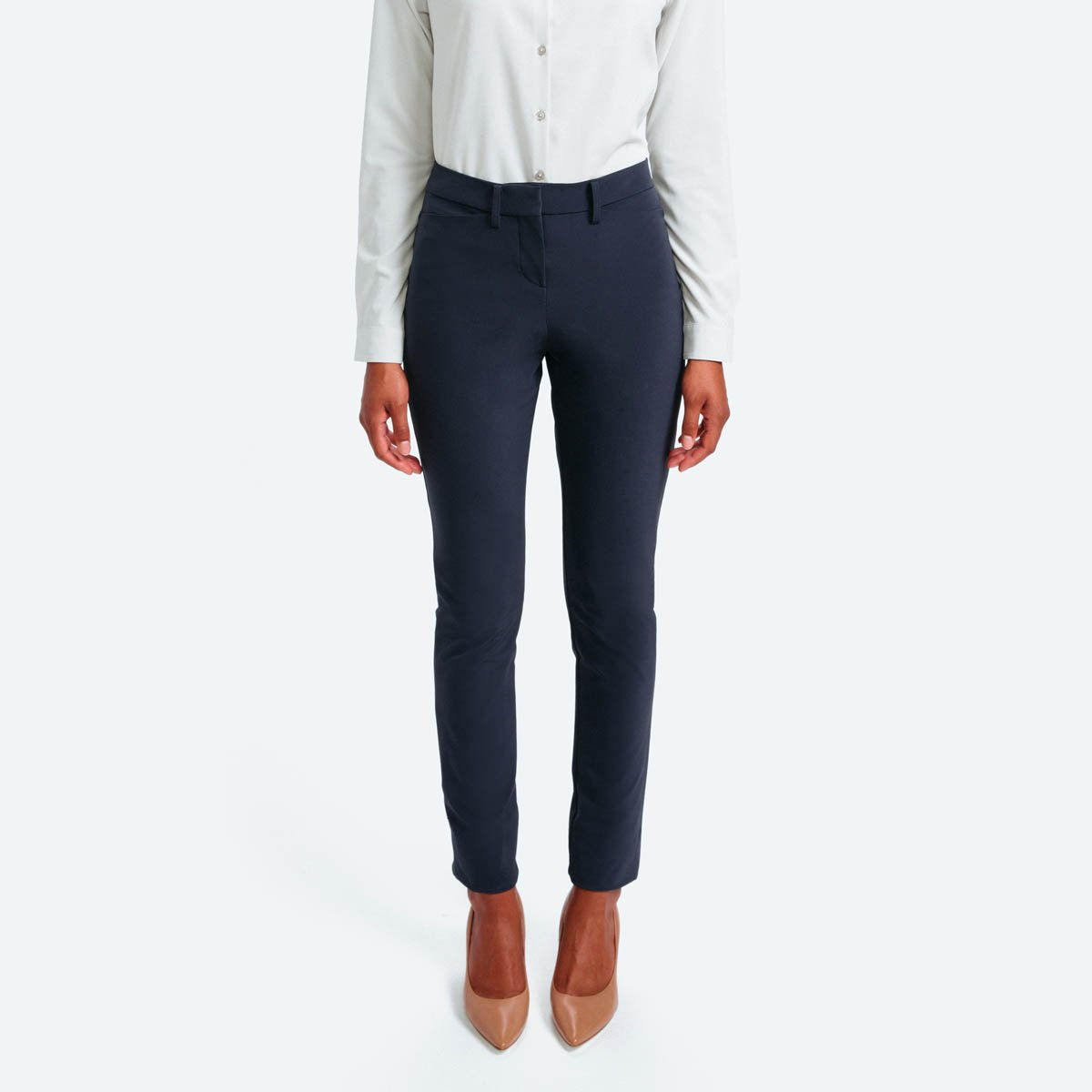 The actual pants I am wearing in this post....and they're on sale!