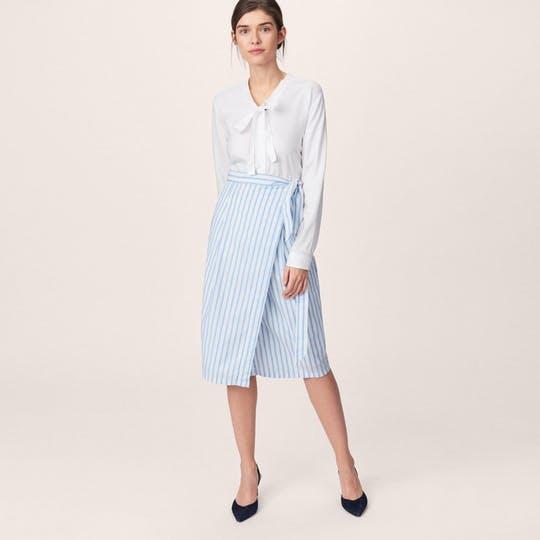 GANT Tech Prep™ Wrap Skirt .jpg