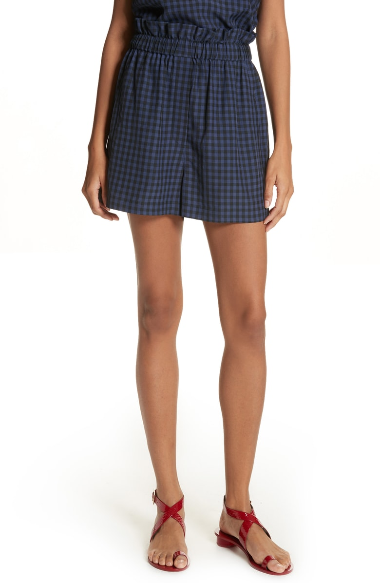 Shorts - Tibi Gingham.jpg