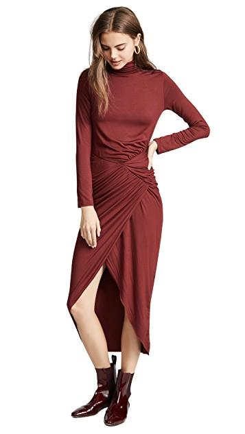 Burgundy Rachel Pally Magdalena Dress.jpg