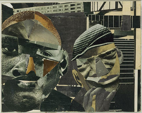 Collage by Romare Bearden