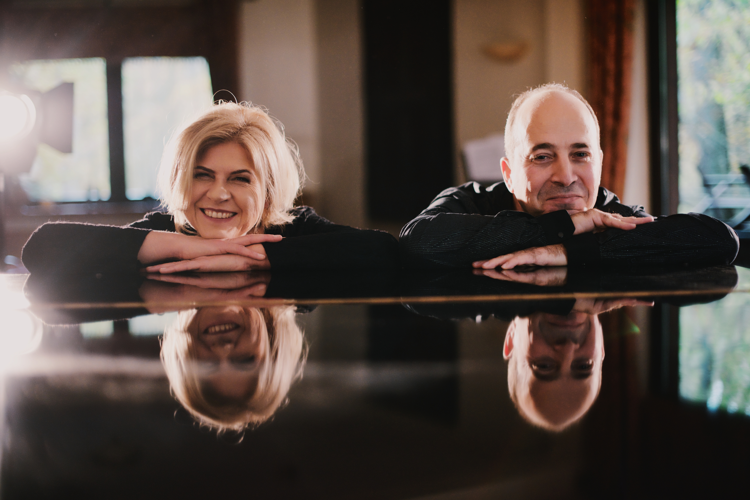 Duo Granat - Tamara Granat & Adrian Kreda