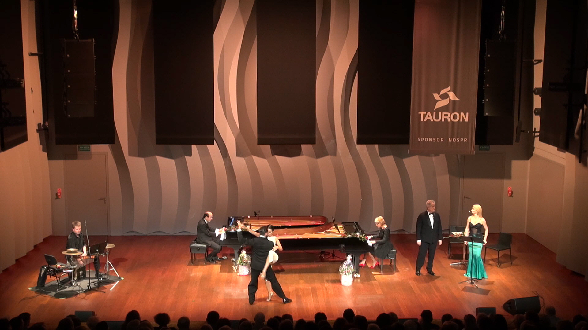 """Operita after """"Maria de Buenos Aires with music by Astor Piazzolla"""