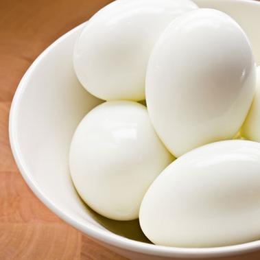 One Hard Boiled Egg