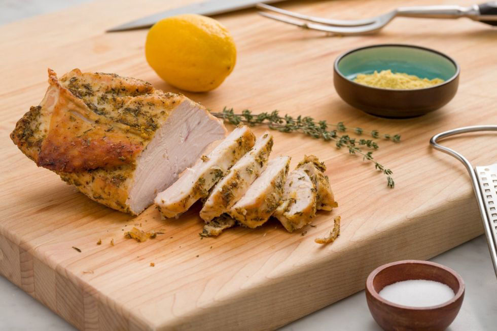 Click here  for lemon zest turkey rub recipe.