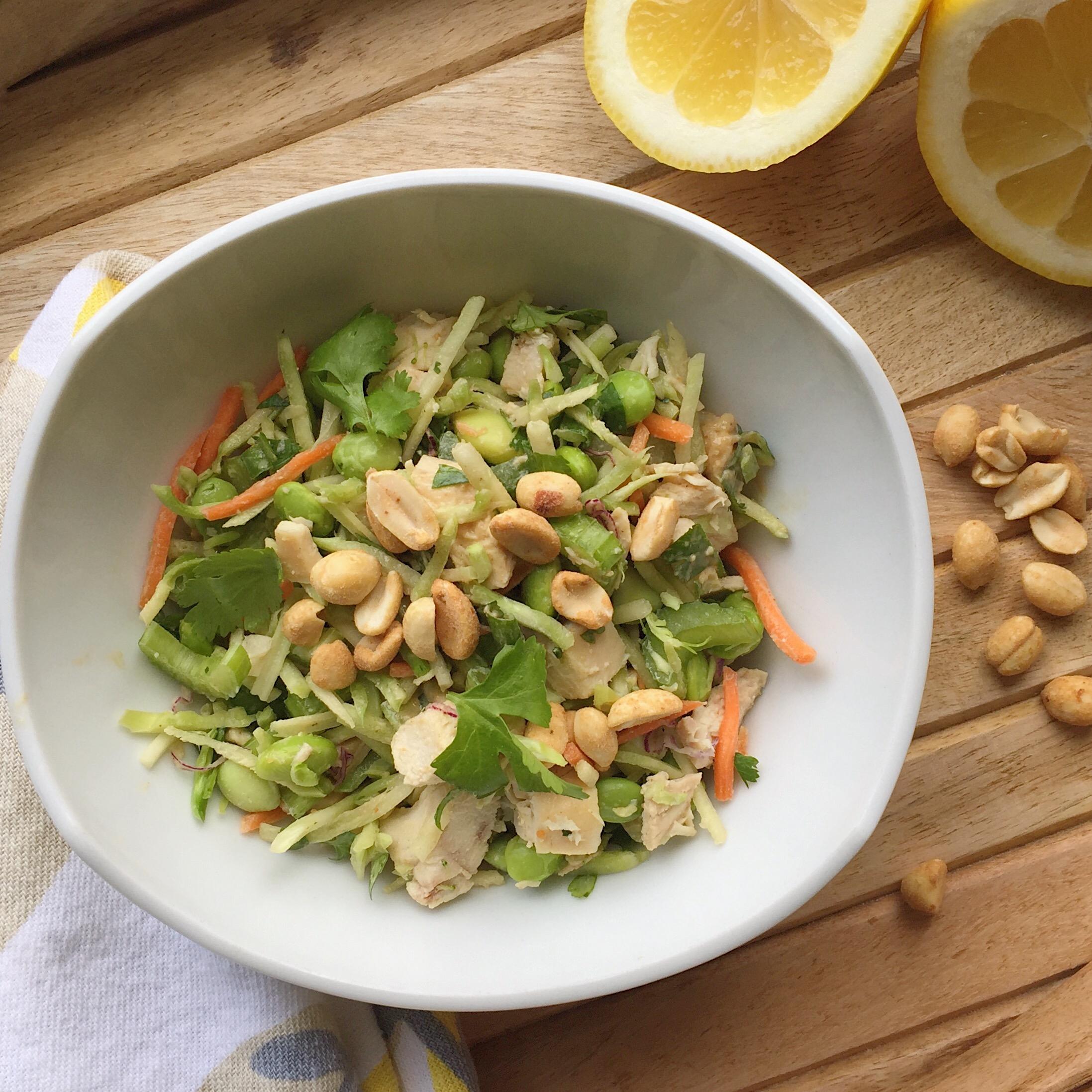 Healthy Thai Salad