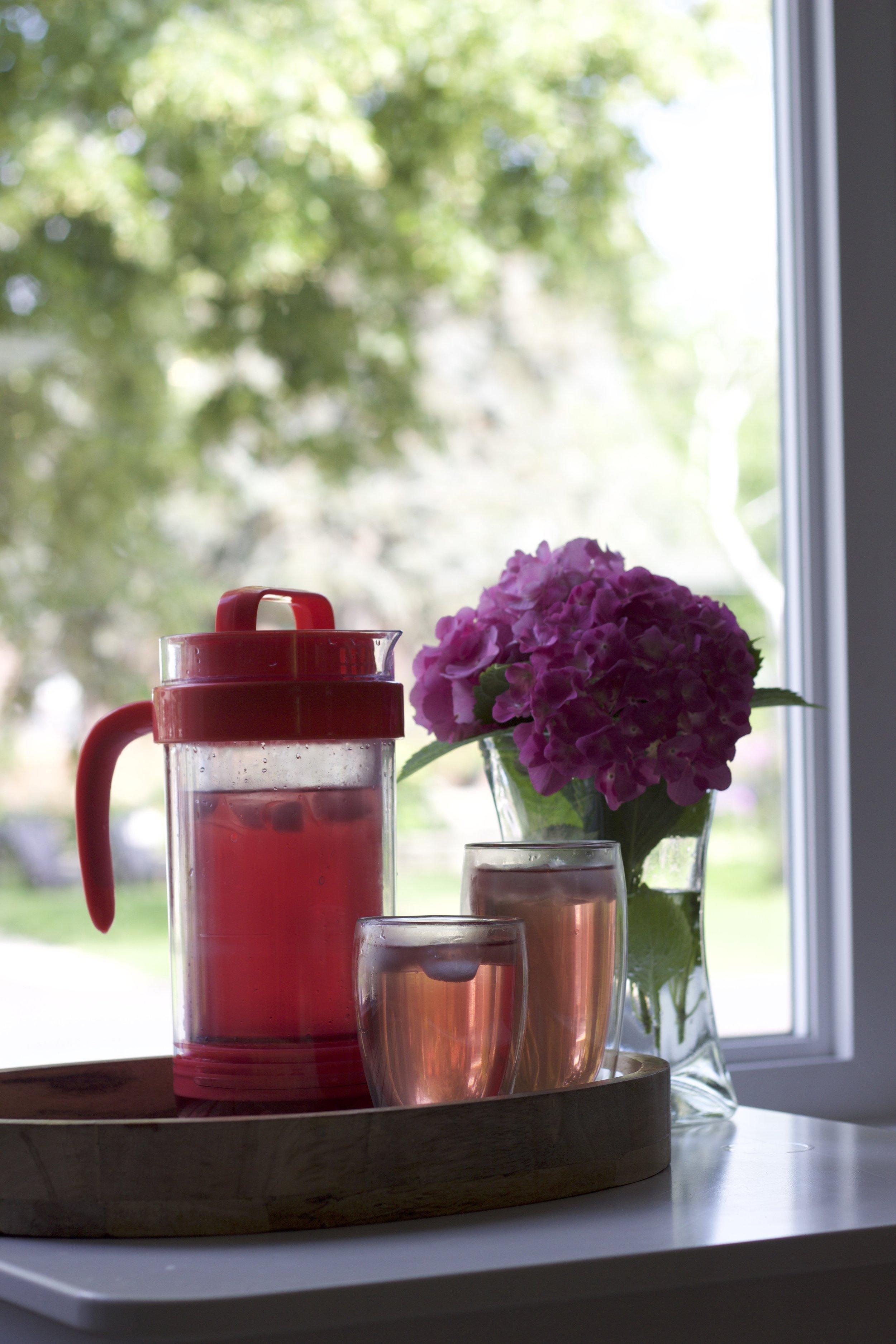 Iced Herbal Tea
