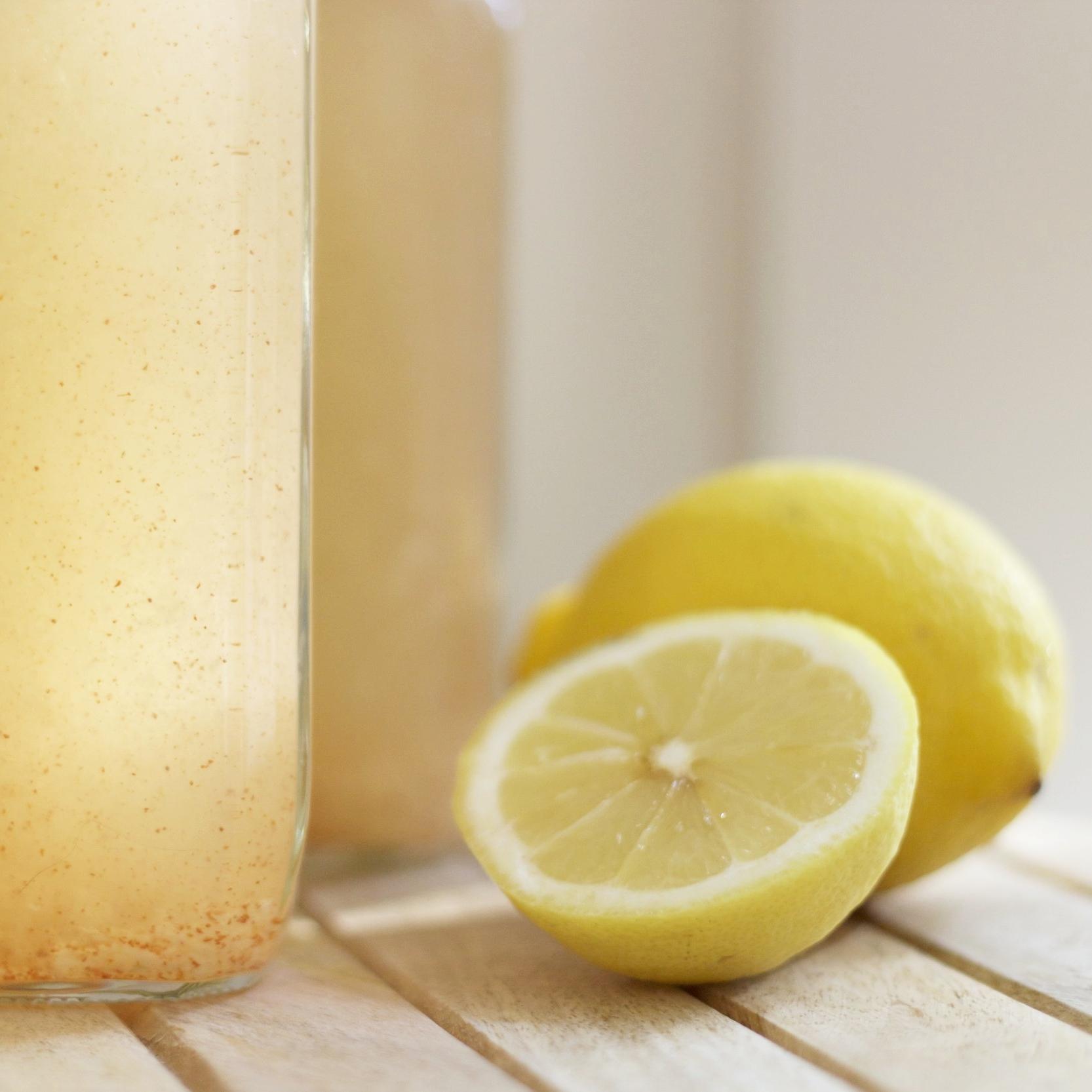 well&tight Lemon Elixir