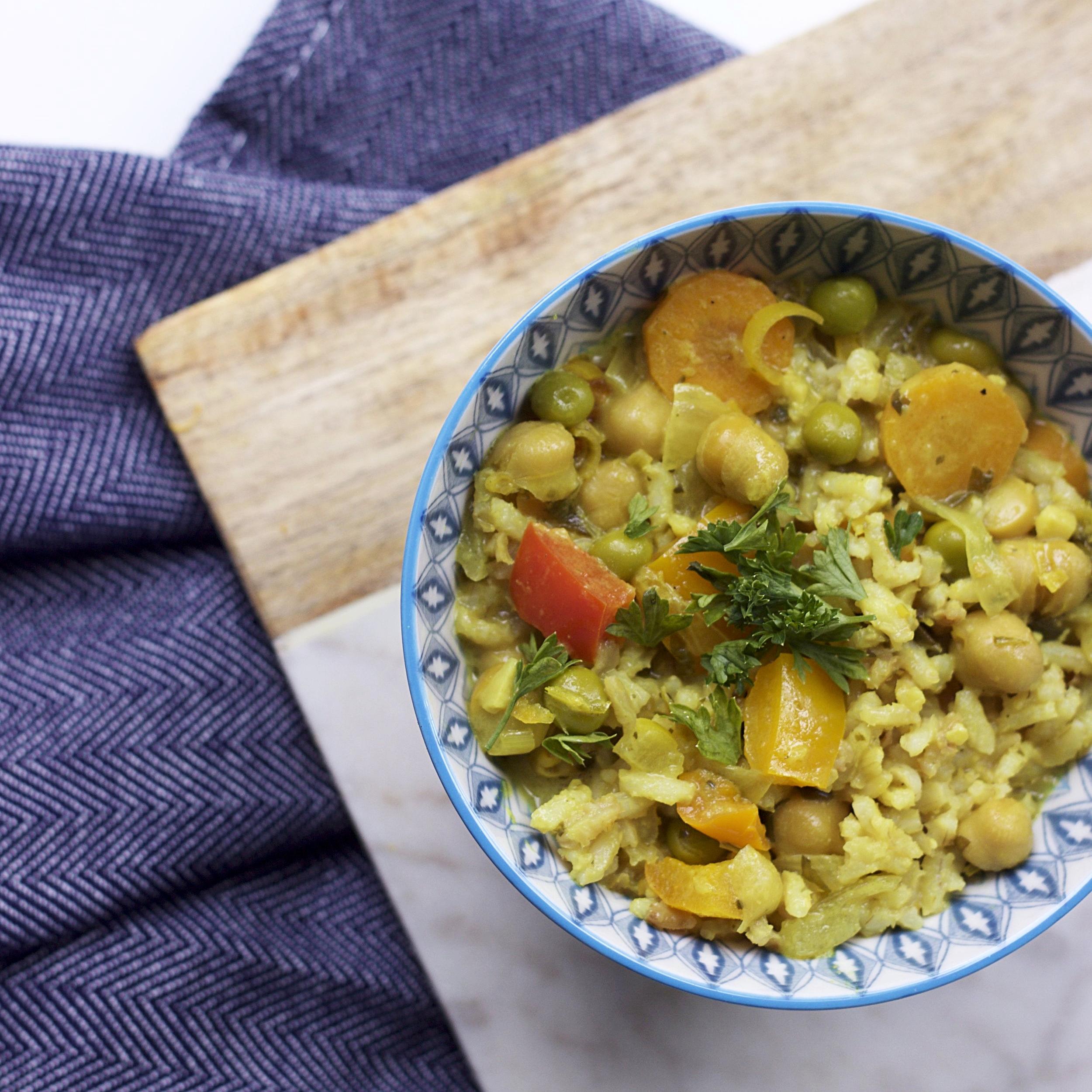 Lemongrass Thai Stew