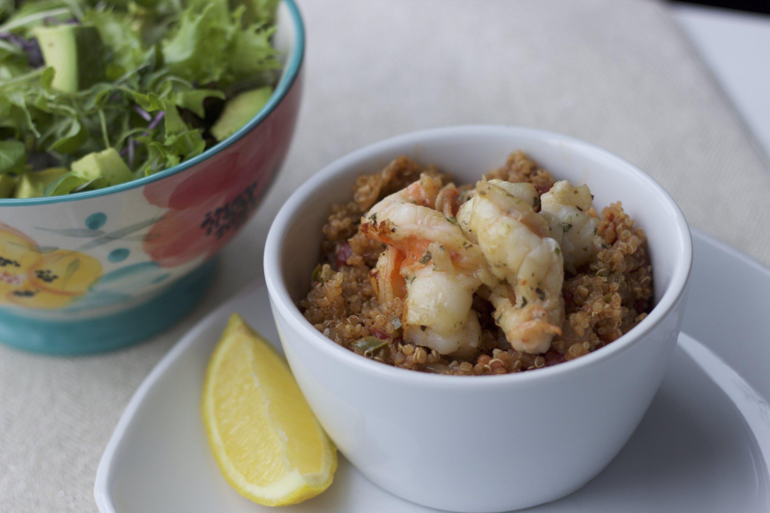 quinao shrimp cassarol.jpg