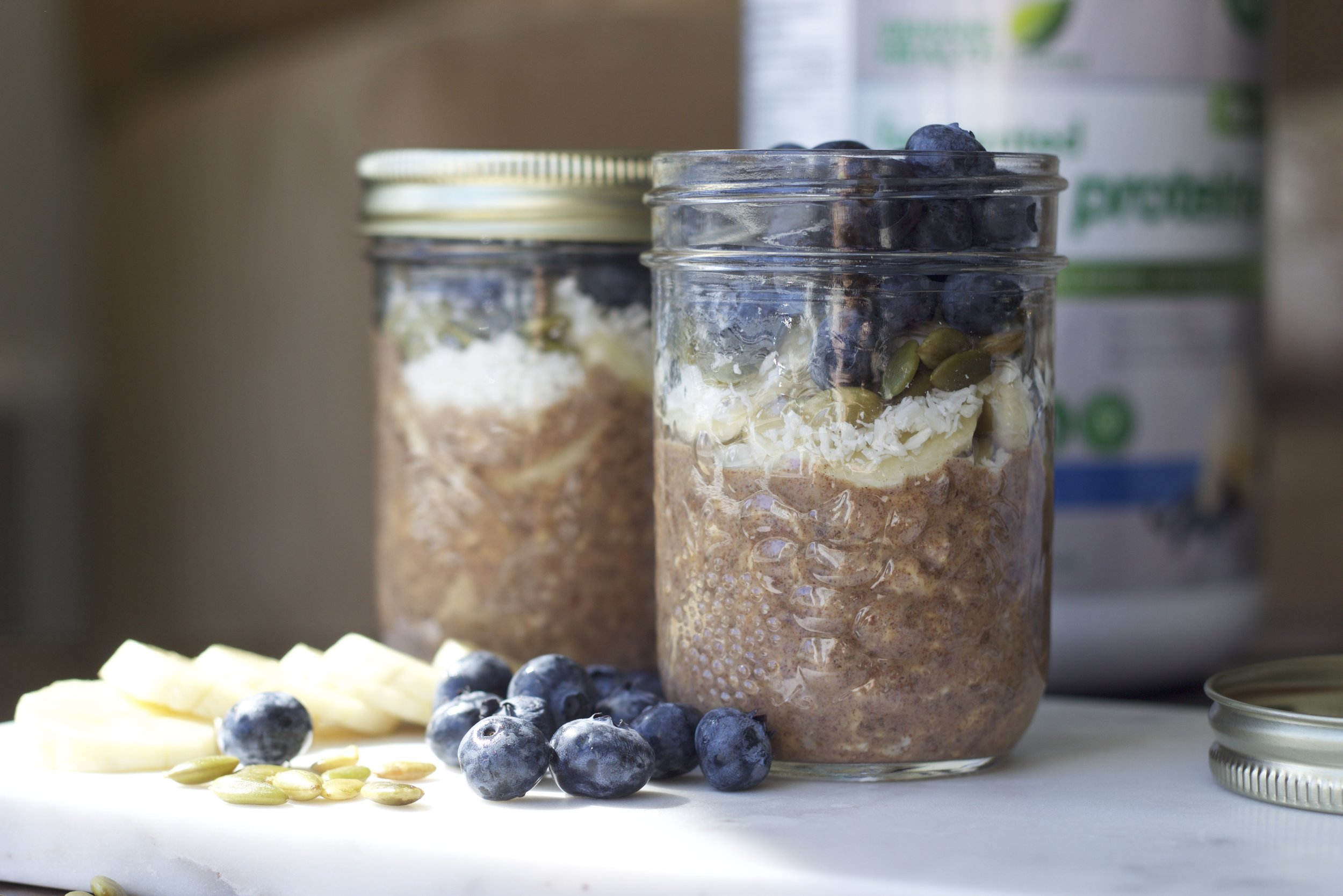 overnight oat recipes