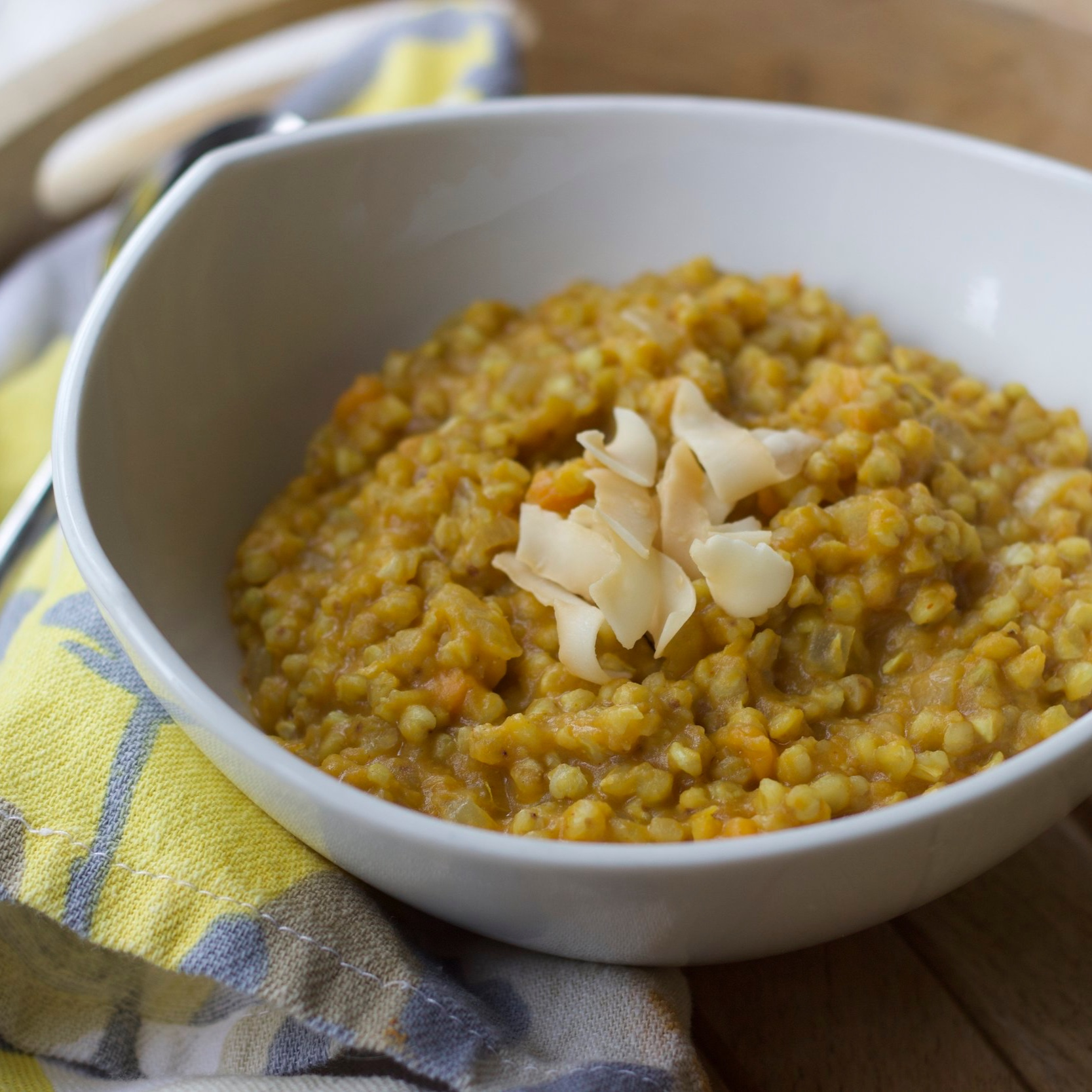 Sweet and Soulful Risotto