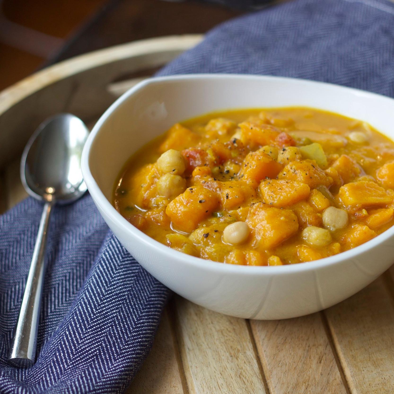 Spicey Thai Stew