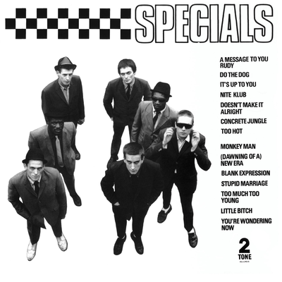 The Specials by The Specials uploaded by Joshua B. Hoe