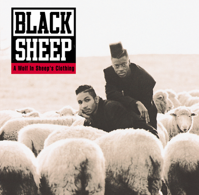A Wolf In Sheep's Clothing by Black Sheep cover uploaded by Joshua B. Hoe