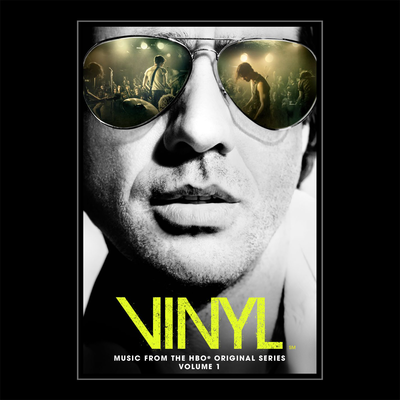 Cover of Vinyl (HBO) Soundtrack uploaded by Joshua B. Hoe