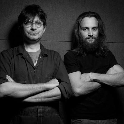 John Grabski III and Steve Albini