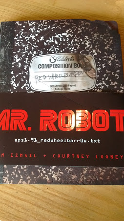 indie-music-and-television-blog-mr-robot-my-copy- of-the-red-wheelbarrow-book