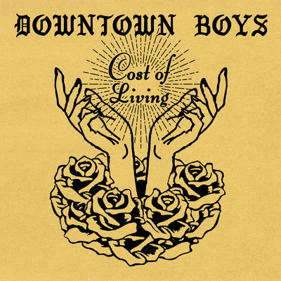 indie-music-and-television-blog-downtown-boys-cost-of-living-album-cover